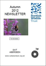 Link to the Autumn 2012 Newsletter